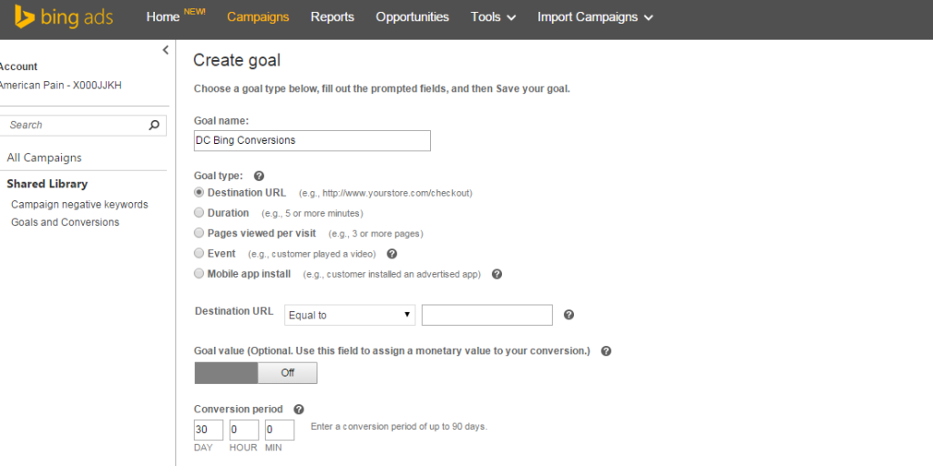 Bing-Set-Up-Goals-For-Conversion-Tracking