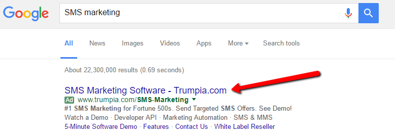 AdWords-Ab-testing-Creative-Example